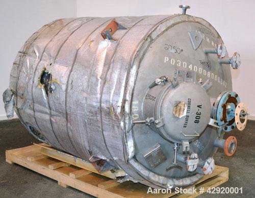 Used- Precision Stainless Reactor, 800