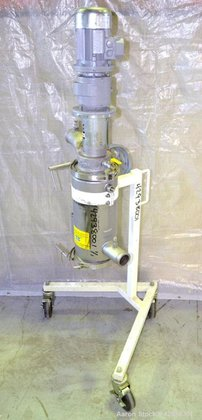 Used- Russell Finex Eco Self-Cleaning