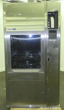 Used- Amsco Laboratory Glassware Washer,