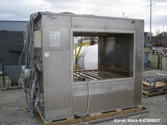 Used- Fedegari Depyrogenation Oven, Model