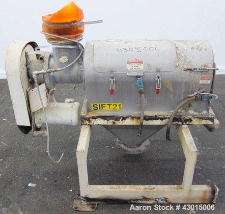 Used- Prater Industries Rota-Sieve Centrifugal