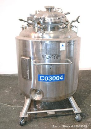 Used- Precision Stainless Reactor, 600