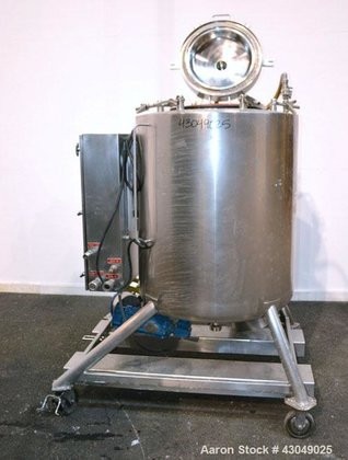 Used- JV Northwest Pasteurization Reactor,