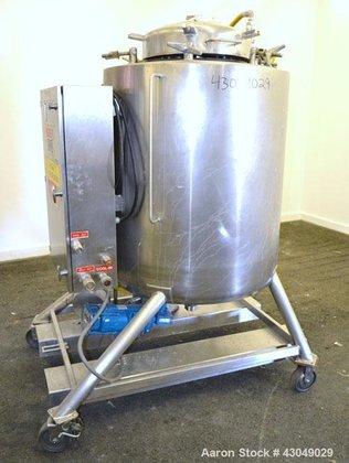 Used- JV Northwest Pasteurization Reactor,