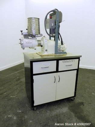 Used- Alexanderwerk Moist Granulation Machine,