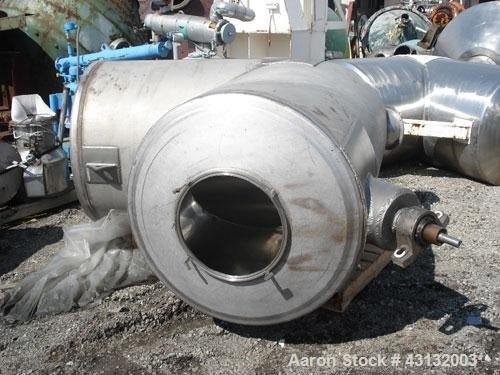 Used- Patterson-Kelley Twin Shell Blender,