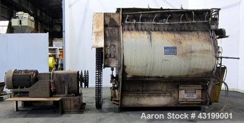 Used- Hough Forberg Twin Shaft