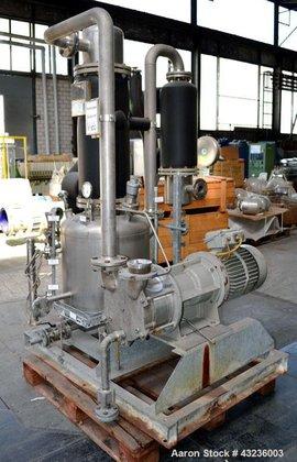 Used- Sulzer Burckhardt Apovac System,