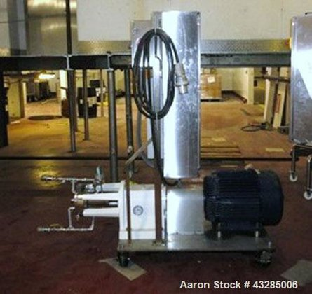 Used- Oakes Continuous Mixer, Model