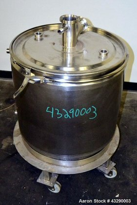 Used- Mueller Kettle, 100 Liter