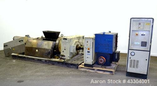Used- Berstorff 140mm Single Screw