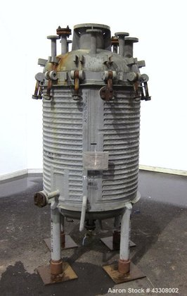 Used- Tranter Panhandle Reactor, 200