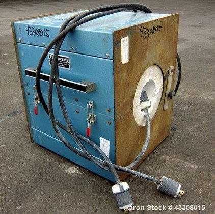 Used- Thermcraft Split Tube Furnace,