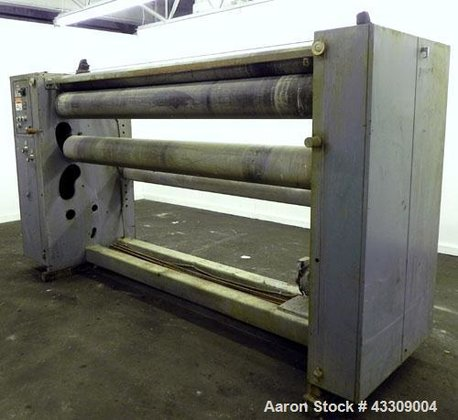 Used- Battenfeld Gloucester Nip Roll