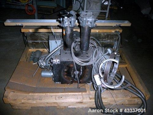 Used- Welex Co-Ex Block. Equipped