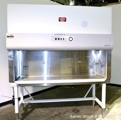 Used- NuAire Biological Safety Cabinet,