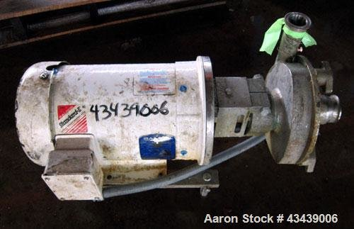 Used- Ampco Sanitary Centrifugal Pump,