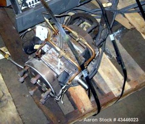"Used- Normag 2-1/2"" Gear Pump."