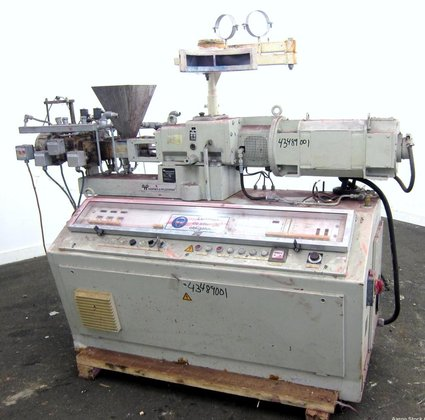 Used- Werner Pfleiderer 25mm Twin