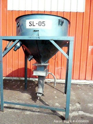 Used- Conair Insulated Drying Hopper.