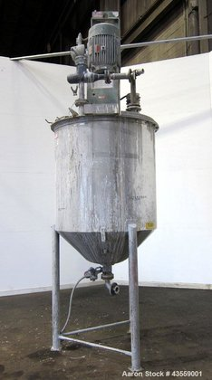 Used- Myers Engineering Tank Mounted