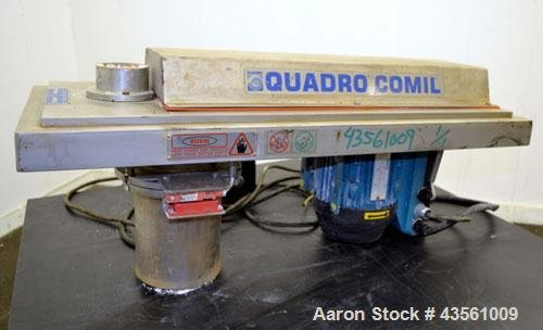 Used- Quadro Comil, Model 197,