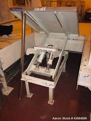 Used- Advance Lifts Hydraulic Lift
