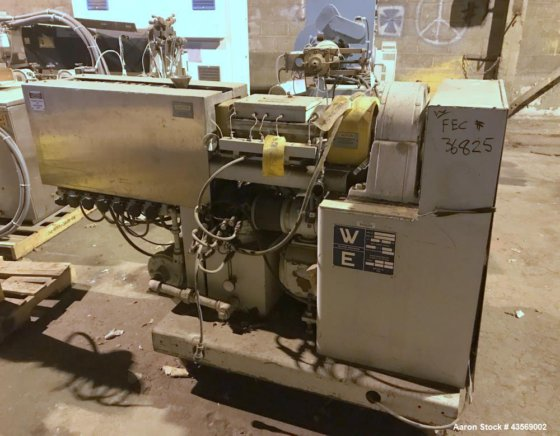 Used- Welding Engineers 20mm Counter-Rotating