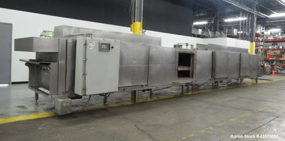Used- ANK Natural Gas Oven.