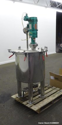 Used- Graco tank, 45 gallon,