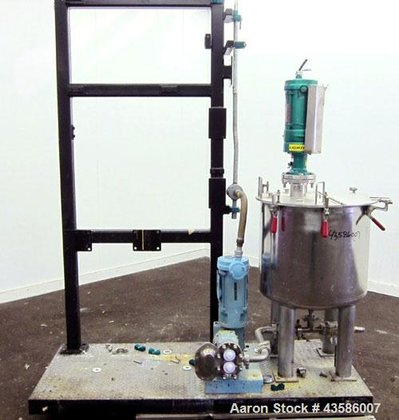Used- Graco Mixing System consisting
