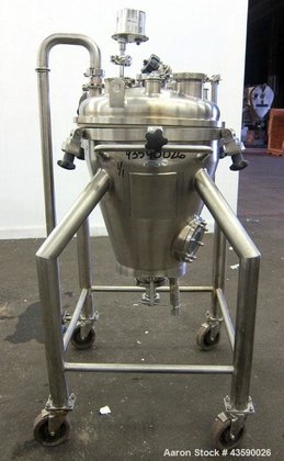 Used- T&C Stainless Coned Pressure