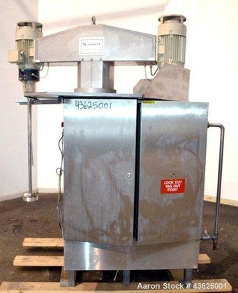 Used- Van Wyk Systems Duplo