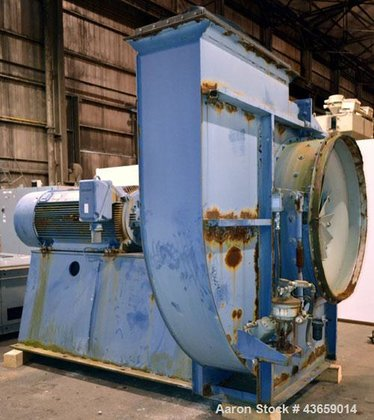 Used- Buffalo Forge Blower, Model