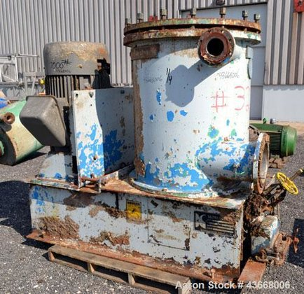 Used- Black Clawson Pressure Centrifugal
