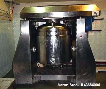 Used- DF S.r.l Homogenizing Mixer,