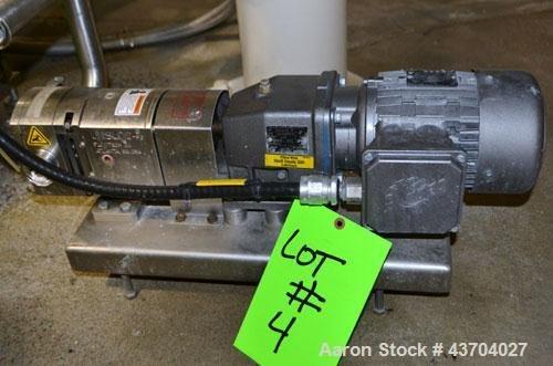 Used- Flowtech Unibloc Postive Displacement