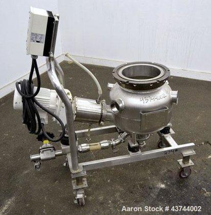 Used- Tri-State Precision Pressure Tank,