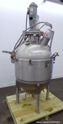 Used- Lee Industries Vacuum Kettle,