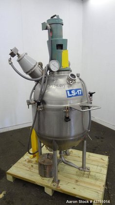 Used- Lee Industries Vacuum Kettle,