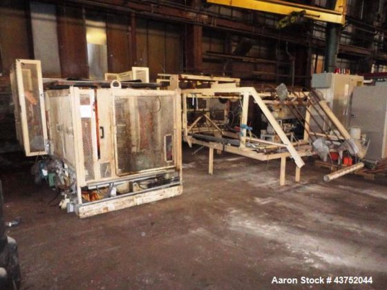 Used- Brown Trim Press, Model