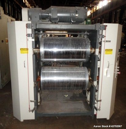 Used- Cincinnati Milacron (2) Roll
