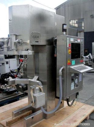 Used- GEA Collette High Shear