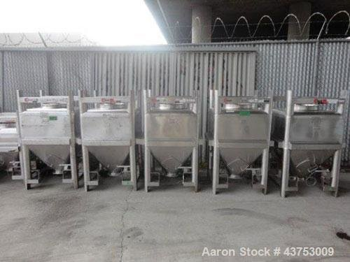 Used- Glatt 500 Liter, 17.6