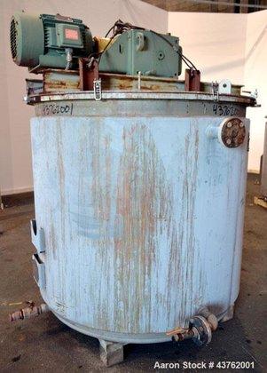 Used- Newarc Welding Kettle, 700