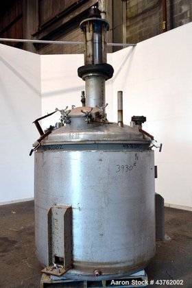 Used- Kettle, 700 Gallon, 321