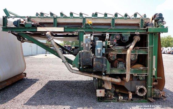 Used- Ashbrook-Simon-Hartley Winklepress Belt Filter