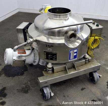 Used- Feldmeier Equipment Kettle, 20