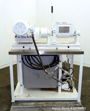 Used- Aaron Process Machinery Lab