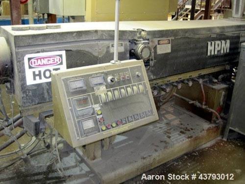 "Used- HPM 3-1/2"" Single Screw"